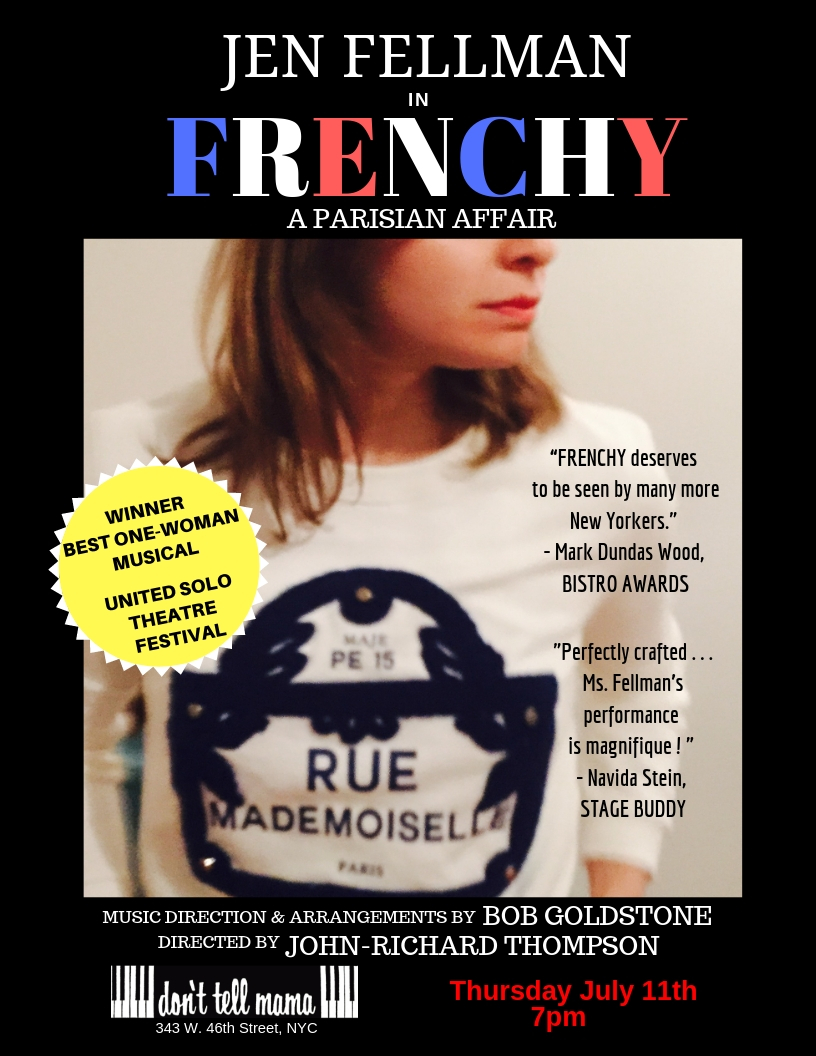 FRENCHY - July 11 SHOW - Front  Flyer.jpg